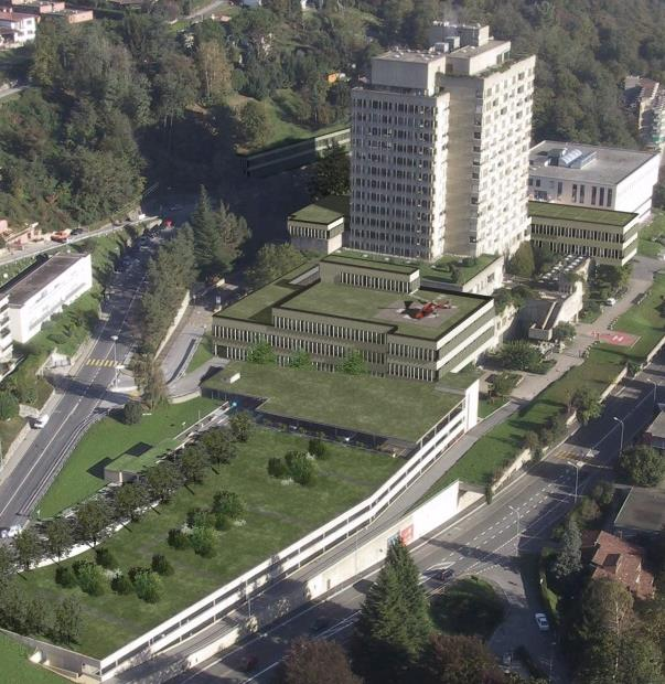 OLC – Ospedale regionale di Lugano Civico