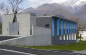Scuola dell'infanzia e sala multiuso – Camorino